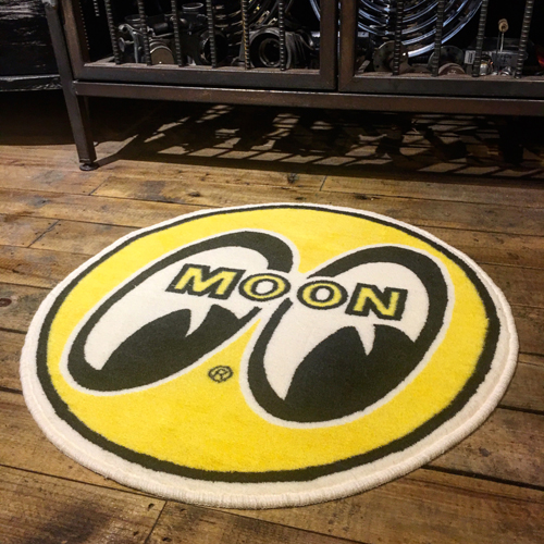 MOON FLOOR MAT  [ MG458EY ]