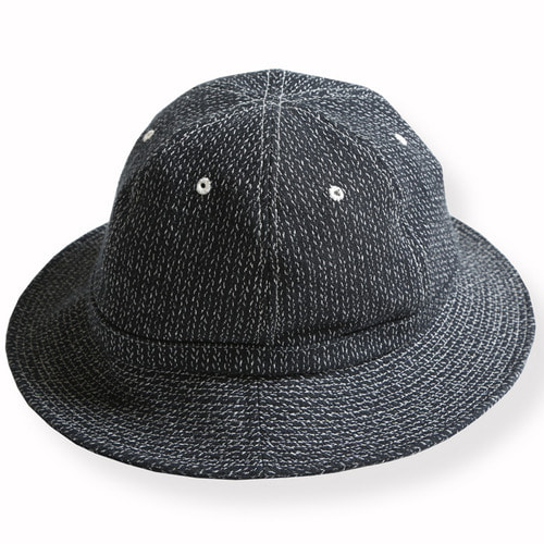 ARMY HAT BLK BEACH