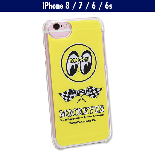 Checker Flag iPhone 8, iPhone7 & iPhone6 / 6s Hard Case [ MG805CL ]