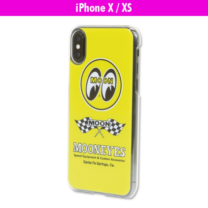 Checker Flag iPhone X  / XS Hard Case [ MG804CL ]