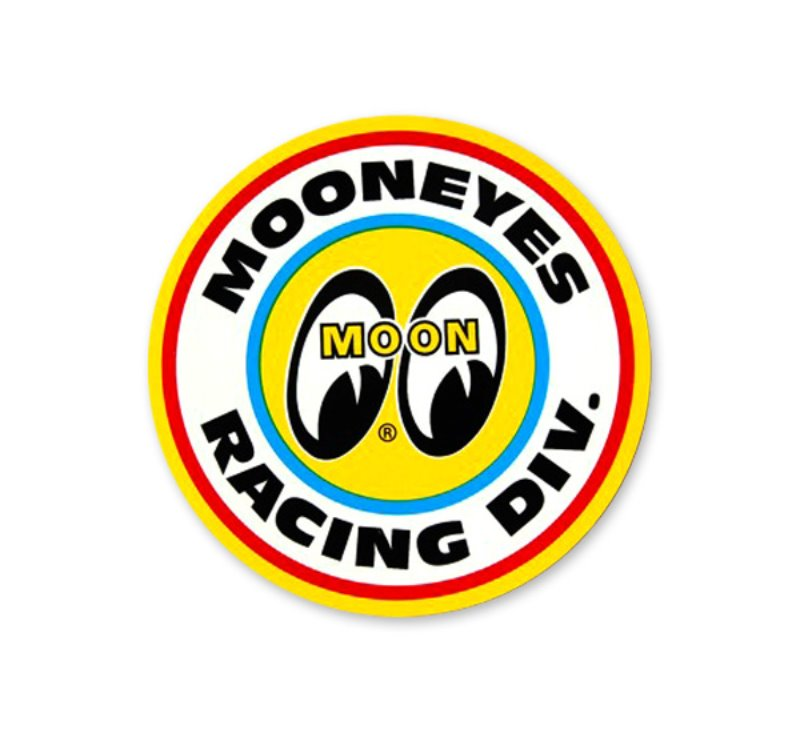MOONEYES Racing DIV Decal [DM060]