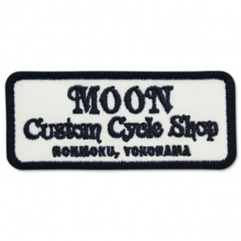 MOON Custom Cycle Shop Patches [PM019]