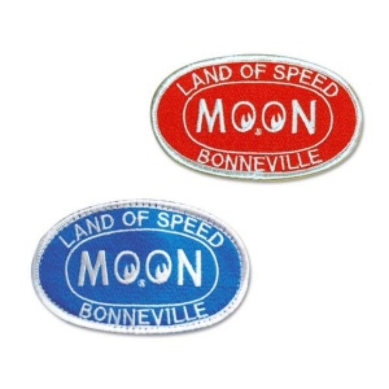 MOON Bonneville Oval Patch [PM014]