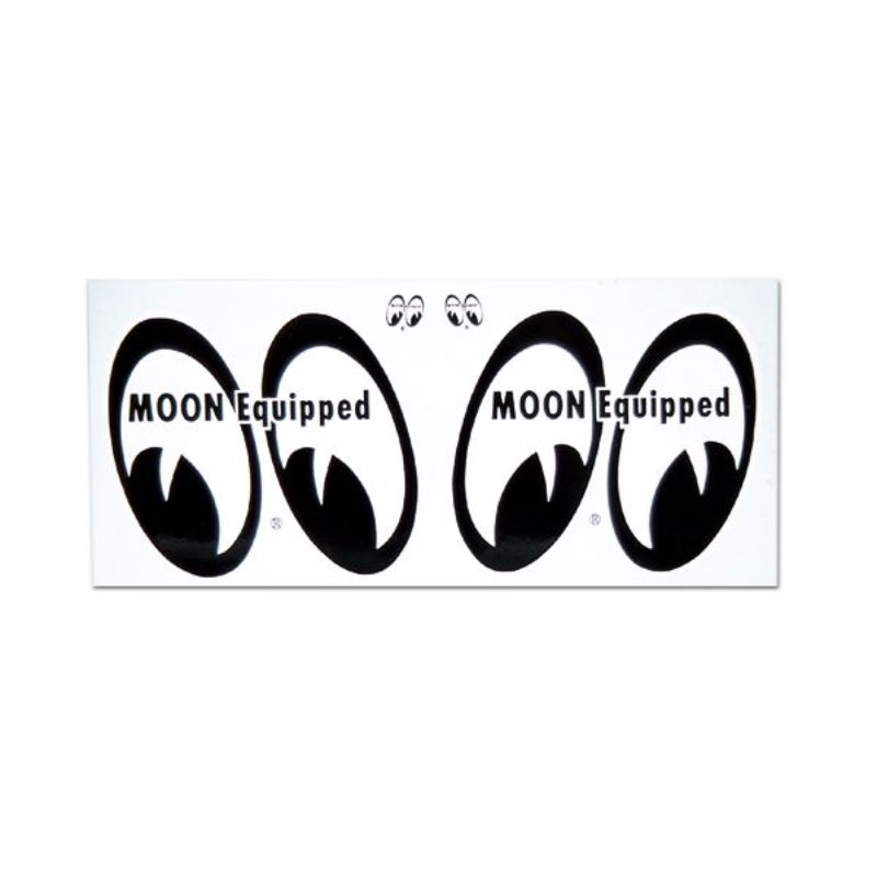 MOON Equipped 4eyes Sticker [MQD008]