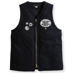 ON THE ROAD VEST (NVY)