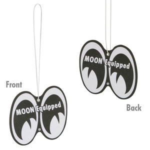 MOON Equipped Air Freshener [MQG101BK]
