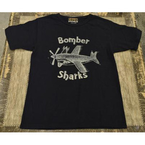 BOMBER SHARK T-SHIRTS