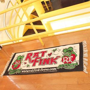 Rat Fink LONG MAT [RAF454]