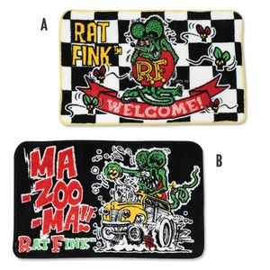 Rat Fink FLOOR MAT [RAF476]