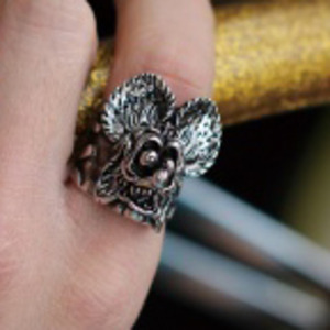 Rat Fink Ring [RAF432]