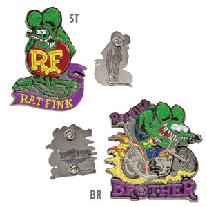 Rat Fink Pins [RAF427]