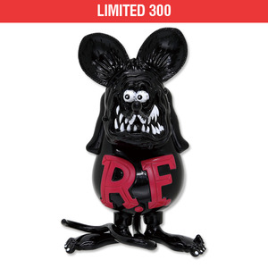 Rat Fink Soft Vinyl Doll [ RAF507BP ]