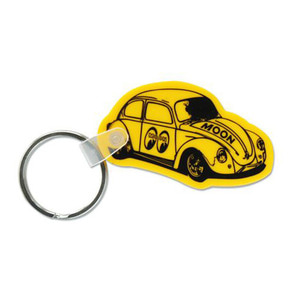 MOONEYES VW Bug Key Ring [ MKR085 ]