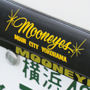MOON City Yokohama Decal [ DM089 ]