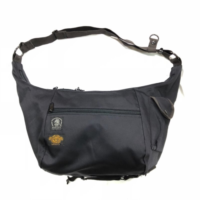 SHULDER BAG (BLACK)