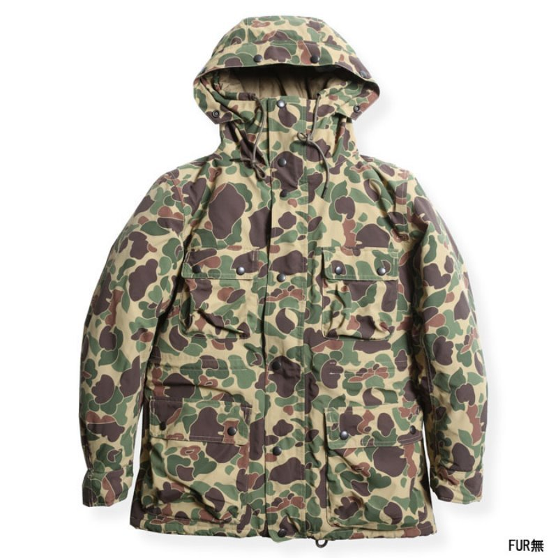 CLASSIC MOUTAIN RIDERS JKT (HUNTER CAMO)