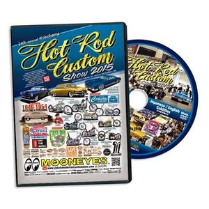 24th Annual Yokohama Hot Rod Custom Show 2015 DVD [MGDVDHR15] (100g)