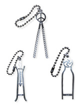 SISSY BAR KEY CHAIN & PENDANT (S925)